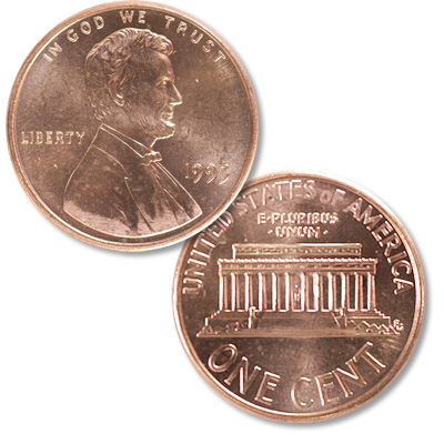 Image for 1993 Lincoln Head Cent from Littleton Coin Company