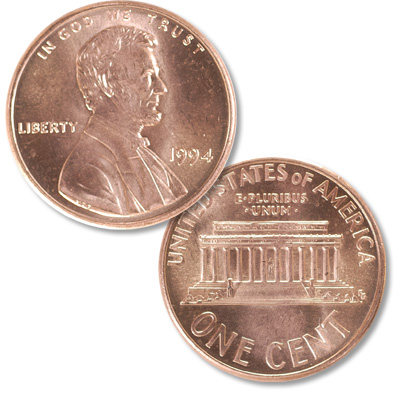 Image for 1994 Lincoln Head Cent from Littleton Coin Company