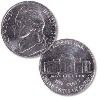 Image for 1994-D Jefferson Nickel from Littleton Coin Company
