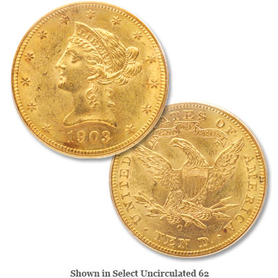 Image for 1903-O $10 Liberty Head Gold Eagle from Littleton Coin Company