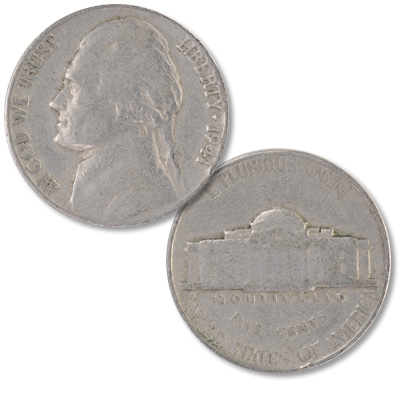 Image for 1941 Jefferson Nickel from Littleton Coin Company