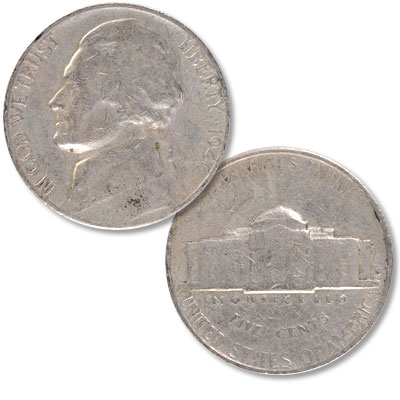 Image for 1946-S Jefferson Nickel from Littleton Coin Company
