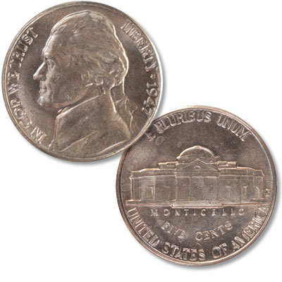 Image for 1947-D Jefferson Nickel from Littleton Coin Company