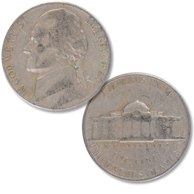 Image for 1947-S Jefferson Nickel from Littleton Coin Company