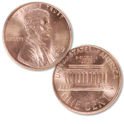 Image for 1999-D Lincoln Head Cent from Littleton Coin Company