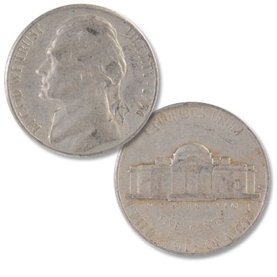 Image for 1951-S Jefferson Nickel from Littleton Coin Company