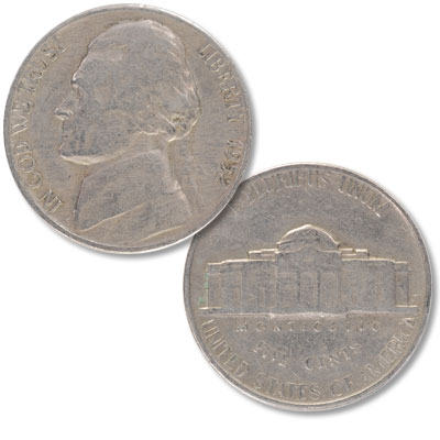 Image for 1952-D Jefferson Nickel from Littleton Coin Company
