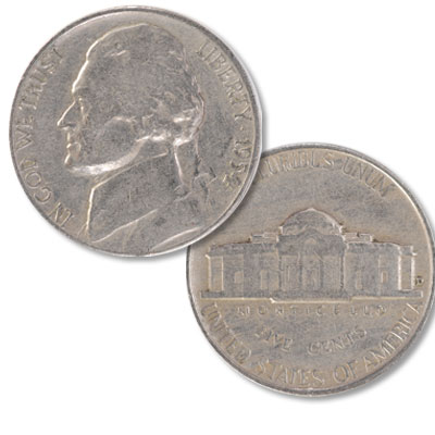 Image for 1954-D Jefferson Nickel from Littleton Coin Company