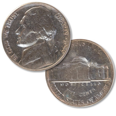 Image for 1959 Jefferson Nickel from Littleton Coin Company