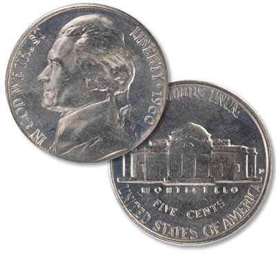 Image for 1960-D Jefferson Nickel from Littleton Coin Company