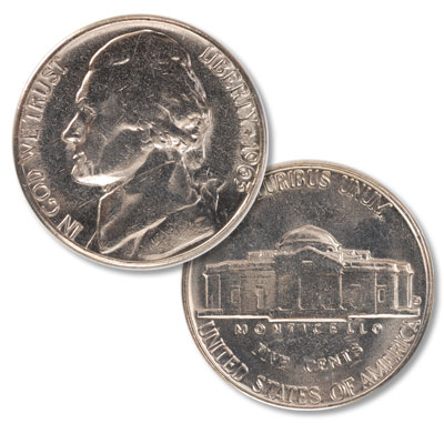 Image for 1963-D Jefferson Nickel from Littleton Coin Company