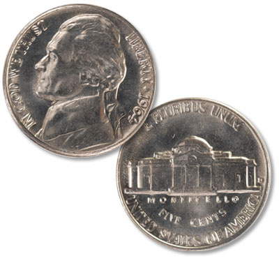 Image for 1964-D Jefferson Nickel from Littleton Coin Company