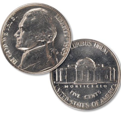 Image for 1965 Jefferson Nickel from Littleton Coin Company