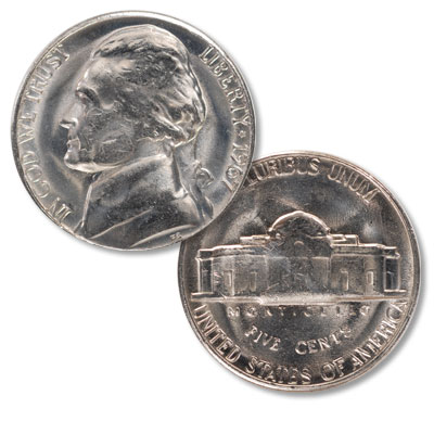 Image for 1967 Jefferson Nickel from Littleton Coin Company