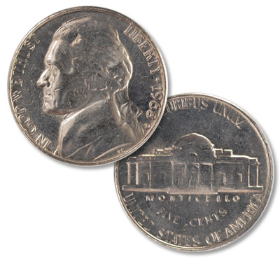 Image for 1968-D Jefferson Nickel from Littleton Coin Company