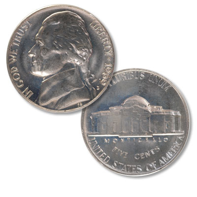 Image for 1969-D Jefferson Nickel from Littleton Coin Company