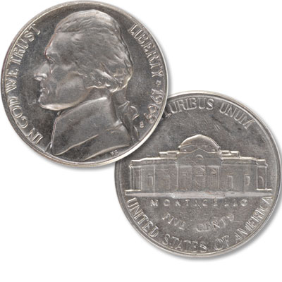Image for 1969-S Jefferson Nickel from Littleton Coin Company