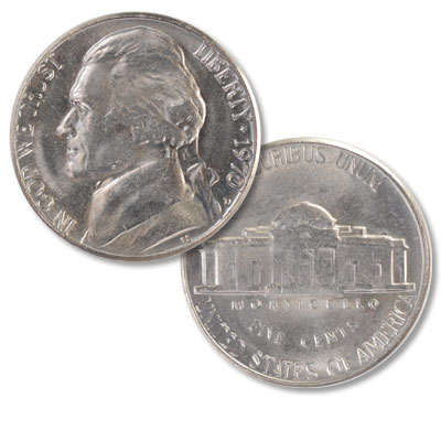 Image for 1970-D Jefferson Nickel from Littleton Coin Company