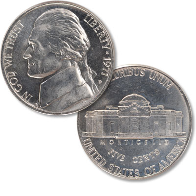 Image for 1971-D Jefferson Nickel from Littleton Coin Company