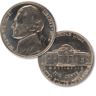 Image for 1972 Jefferson Nickel from Littleton Coin Company