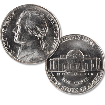 Image for 1972-D Jefferson Nickel from Littleton Coin Company