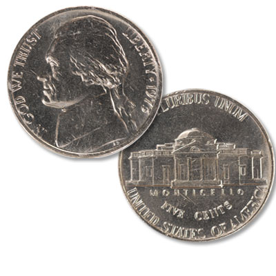 Image for 1973 Jefferson Nickel from Littleton Coin Company