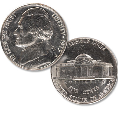 Image for 1973-D Jefferson Nickel from Littleton Coin Company
