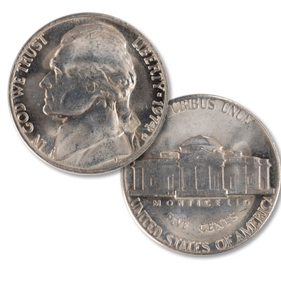 Image for 1974-D Jefferson Nickel from Littleton Coin Company
