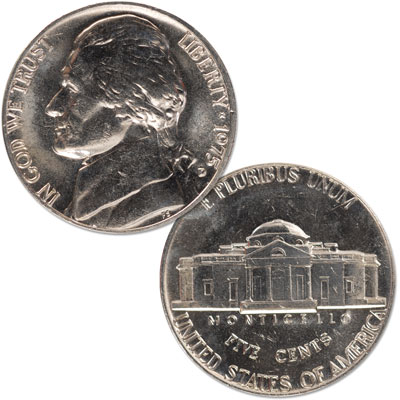 Image for 1975-D Jefferson Nickel from Littleton Coin Company
