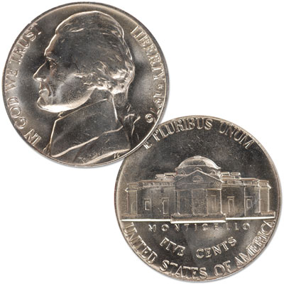 Image for 1976 Jefferson Nickel from Littleton Coin Company