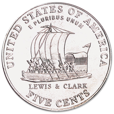 Image for 2004-D Jefferson Nickel, Keelboat from Littleton Coin Company