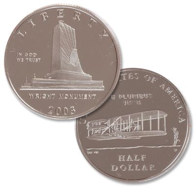 Image for Modern Commemorative - Silver - 2003-P MS63 from Littleton Coin Company