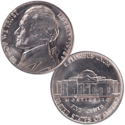 Image for 1978-D Jefferson Nickel from Littleton Coin Company