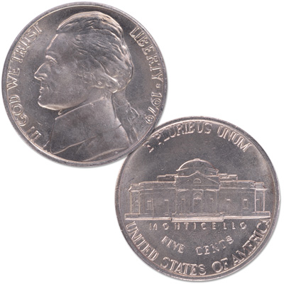 Image for 1979 Jefferson nickel from Littleton Coin Company
