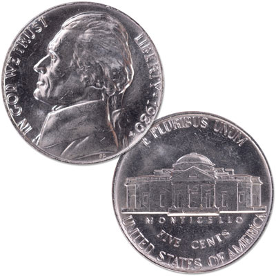 Image for 1980-D Jefferson Nickel from Littleton Coin Company