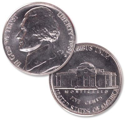 Image for 1981-D Jefferson Nickel from Littleton Coin Company
