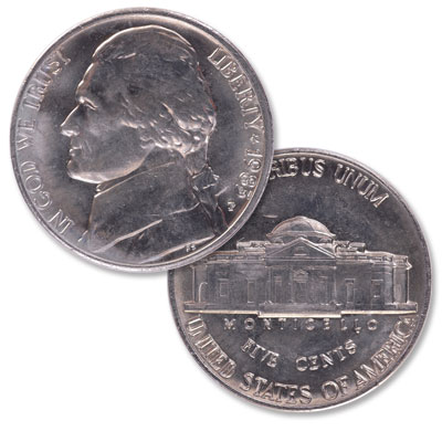 Image for 1983-P Jefferson Nickel from Littleton Coin Company