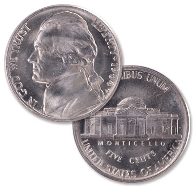 Image for 1984-D Jefferson Nickel from Littleton Coin Company