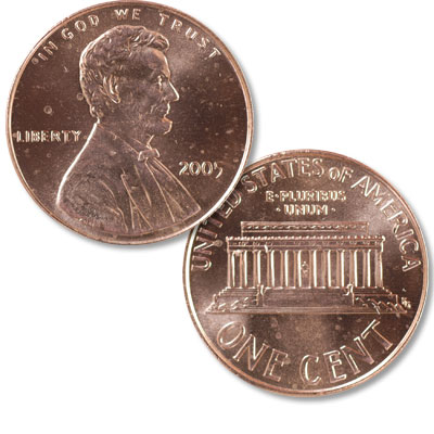 Image for 2005 Lincoln Head Cent from Littleton Coin Company