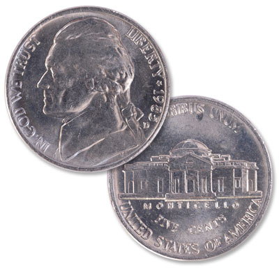 Image for 1985-D Jefferson Nickel from Littleton Coin Company