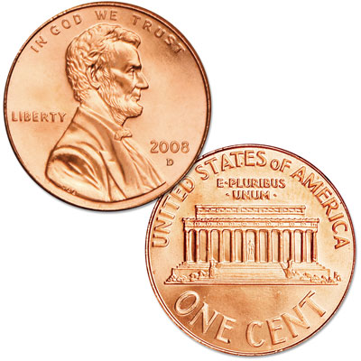 Image for 2008 Denver Mint from Littleton Coin Company