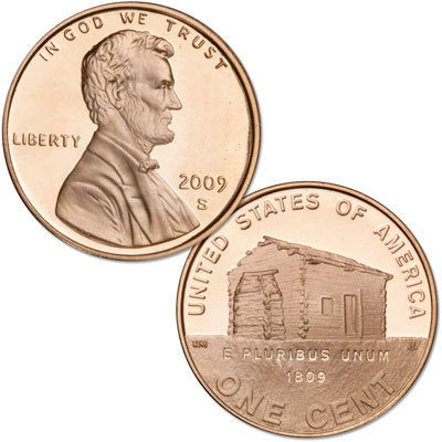 Image for 2009-S Lincoln Birthplace Cent, Choice Proof, PR63 from Littleton Coin Company