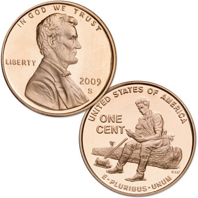 Image for 2009-S Lincoln Formative Years Cent, Choice Proof, PR63 from Littleton Coin Company