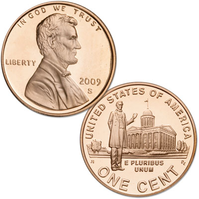 Image for 2009-S Lincoln Professional Life Cent, Choice Proof, PR63 from Littleton Coin Company