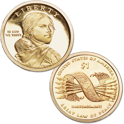 Image for 2010-S Native American Dollar from Littleton Coin Company