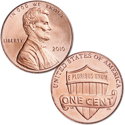 Image for 2010 Lincoln Head Cent from Littleton Coin Company