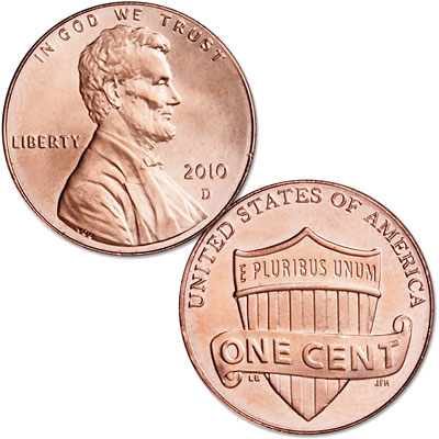 Image for 2010-D Lincoln Head Cent from Littleton Coin Company