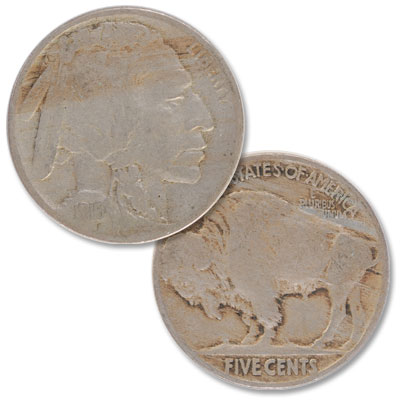 Image for 1916 Buffalo Nickel from Littleton Coin Company