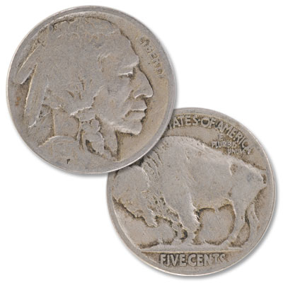 Image for 1917 Buffalo Nickel from Littleton Coin Company