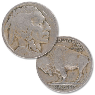 Image for 1919-D Buffalo Nickel from Littleton Coin Company